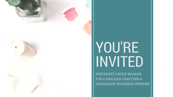 You're invited: Pinterest Group Boards