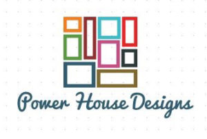 Deanne Power Power House Design Logo