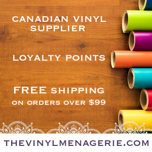 The Vinyl Menagerie - Canadian Vinyl Supplier